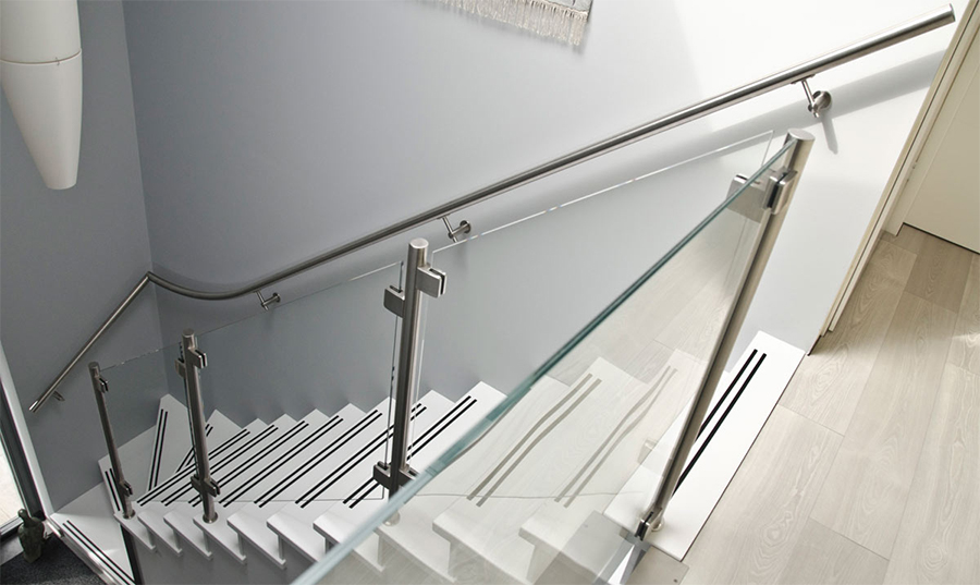 Product RVS balustrade