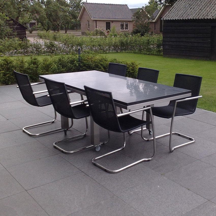 RVS tafel